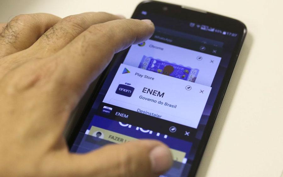 App do ENEM ajuda estudantes a se programarem melhor