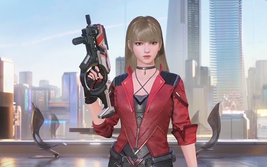 Cyber Hunter é o jogo de Battle Royale que possui os melhores gráficos e liberdade de movimentação