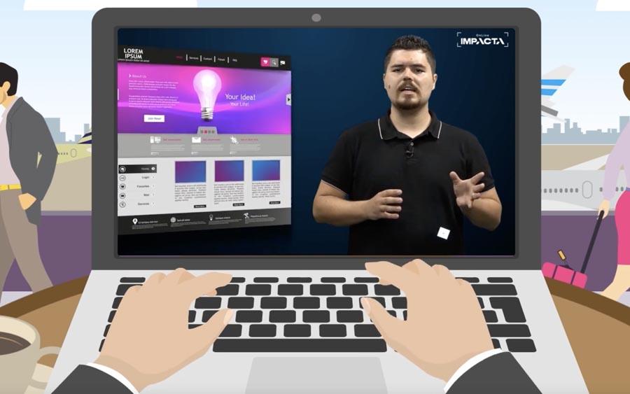 Faculdade Impacta lança site de cursos online