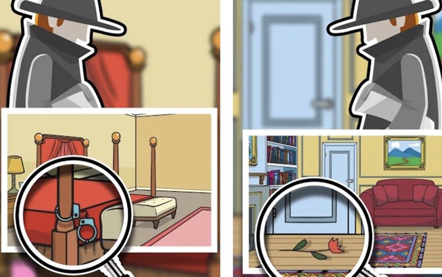 Jogue o famoso jogo dos sete erros na tela do seu celular