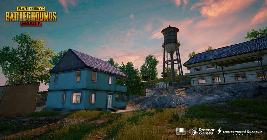 O PUBG MOBILE é o mais intenso jogo de ação multiplayer grátis para aparelhos móveis