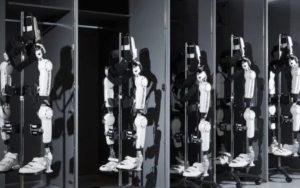 Exoesqueletos estão virando moda, a realidade chegará rapidamente ao mercado
