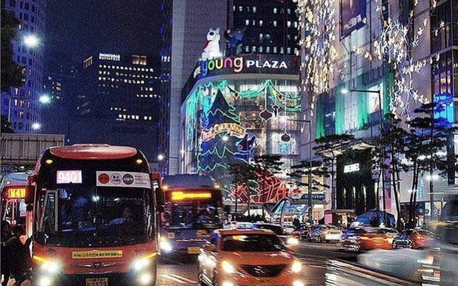 Coreia do Sul fica em 1ª colocada no ranking de cidades com 5G