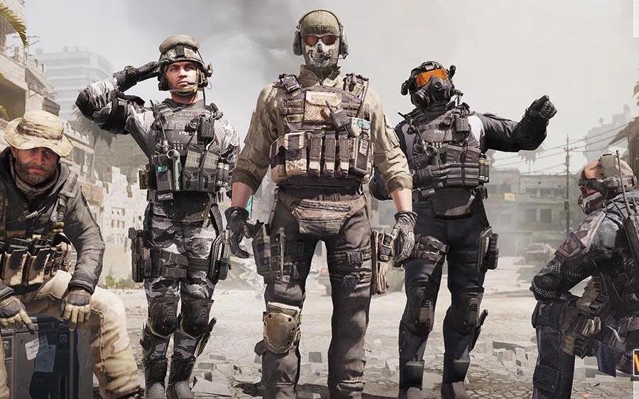 Call Of Duty mobile é sinônimo de ação em qualquer lugar