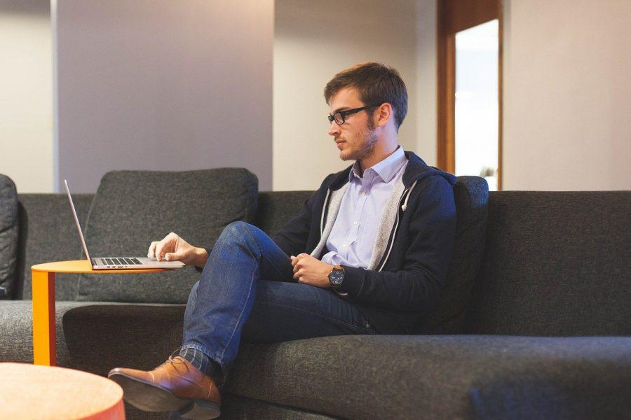 Bem estruturado, o profissional poderá render até mais do que se estivesse presencialmente na empresa.