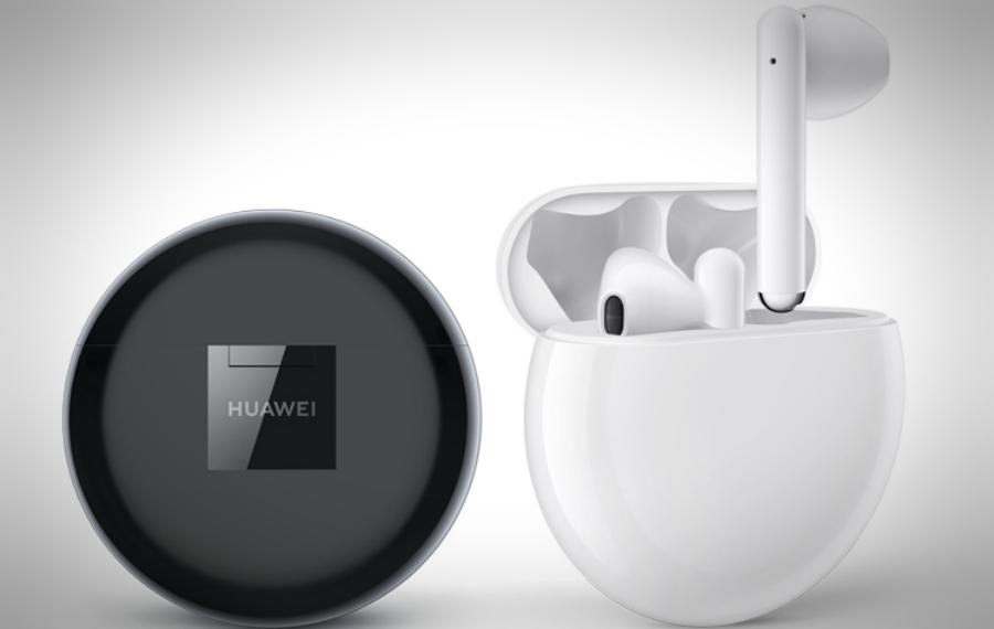 Huawei FreeBuds 3: bom, mas sem cancelamento de ruídos