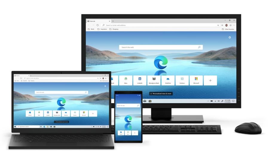 Edge pode se tornar o segundo navegador mais usado do mundo