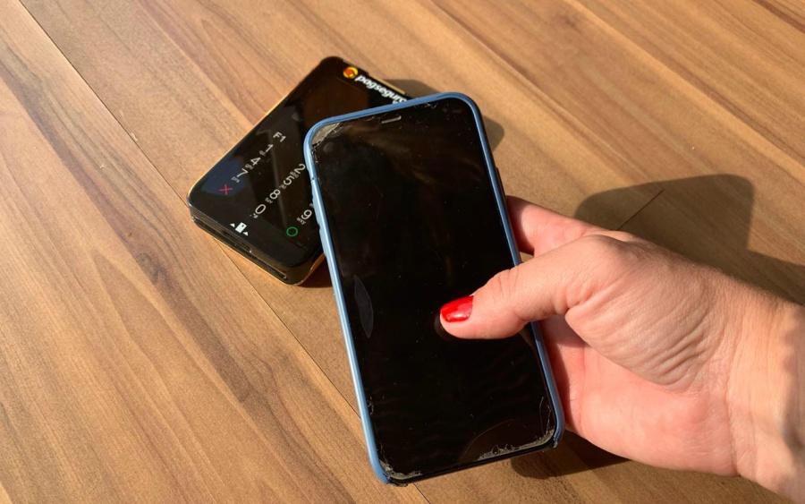 O celular pode ser um meio para o pagamento.