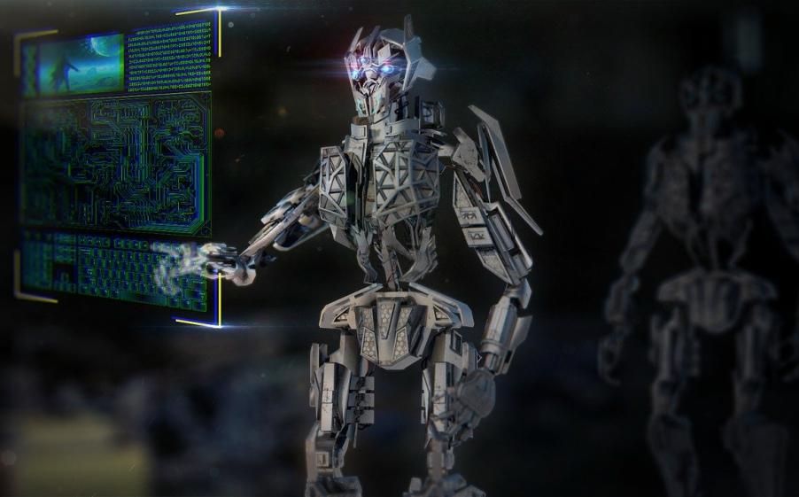 "5G: tecnologia capaz de ""dar vida"" aos robôs"