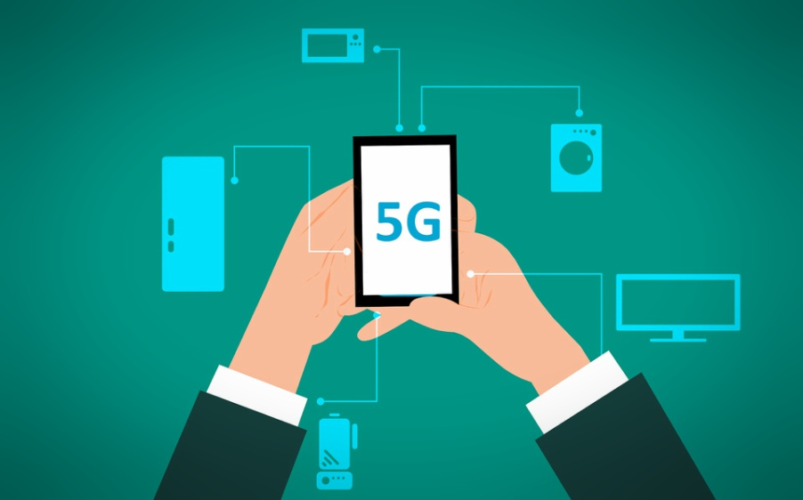 Tecnologia 5G trazendo o desenvolvimento de muito mais atividades e testes da tecnologia.