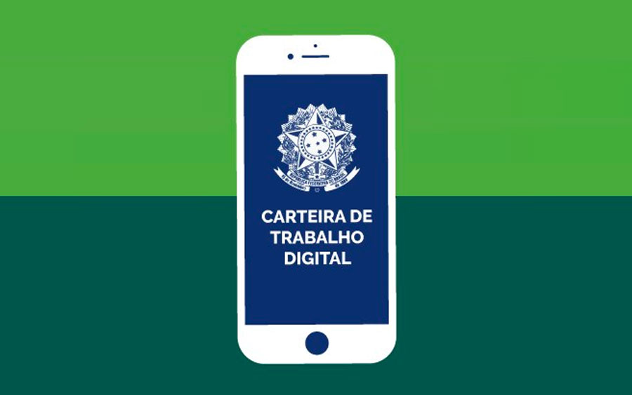 Você consegue habilitar sua CTPS digital pelo seu smartphone com plataforma Android ou plataforma iOS para celulares Iphone.
