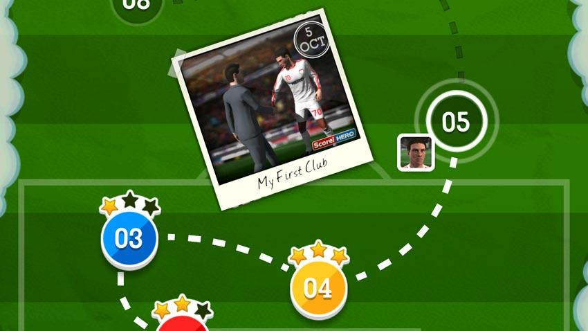 Quebre defesas com lançamentos precisos ou chutes em curva no ângulo, deixando você em controle de uma experiência de futebol móvel sem igual.