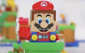 Lego anuncia edição temática de Super Mario