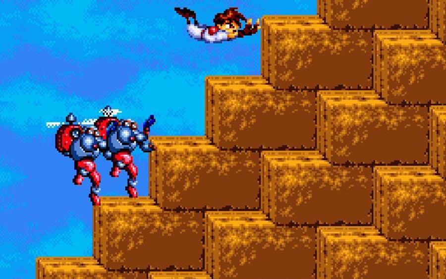 Gunstar Heroes Classic