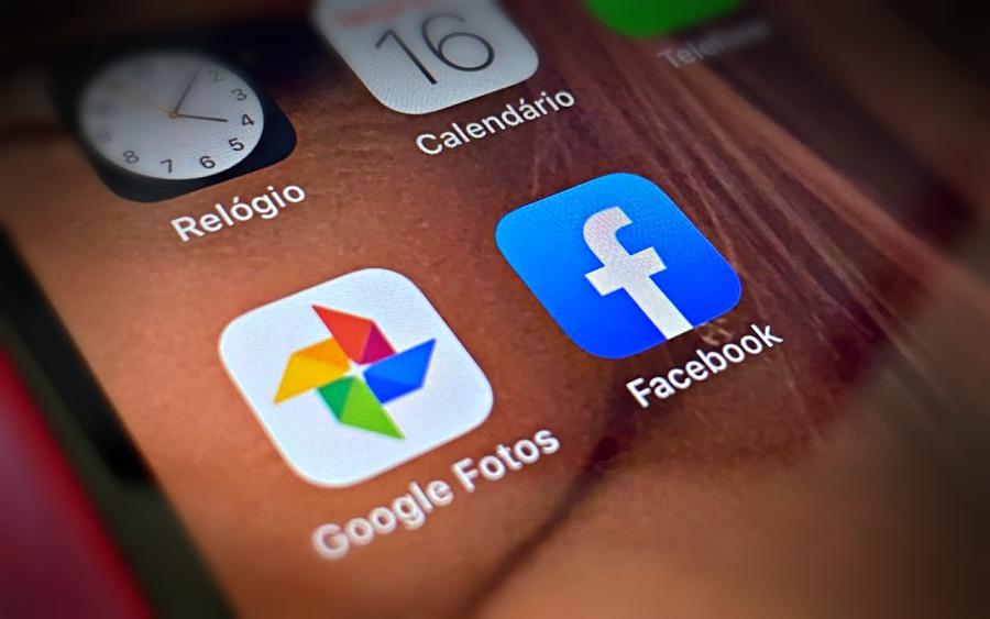 Facebook: como transferir fotos e vídeos para o Google Fotos