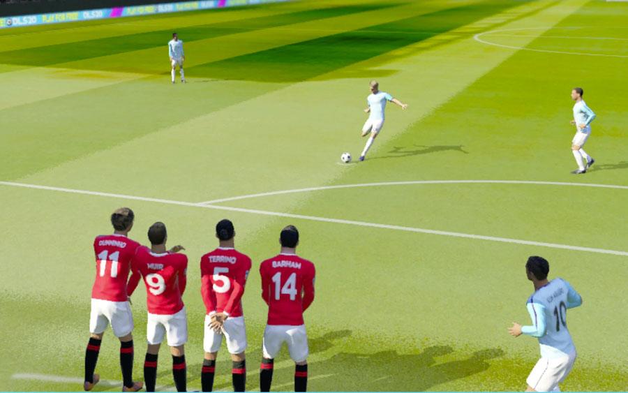 Dream League Soccer é mais um ótimo jogo de futebol