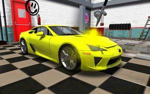 Car Mechanic é um jogo de carro bem divertido para quem gosta e personalização