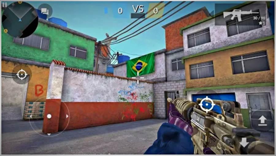 Counter-Strike, Google Play (foto: reprodução)