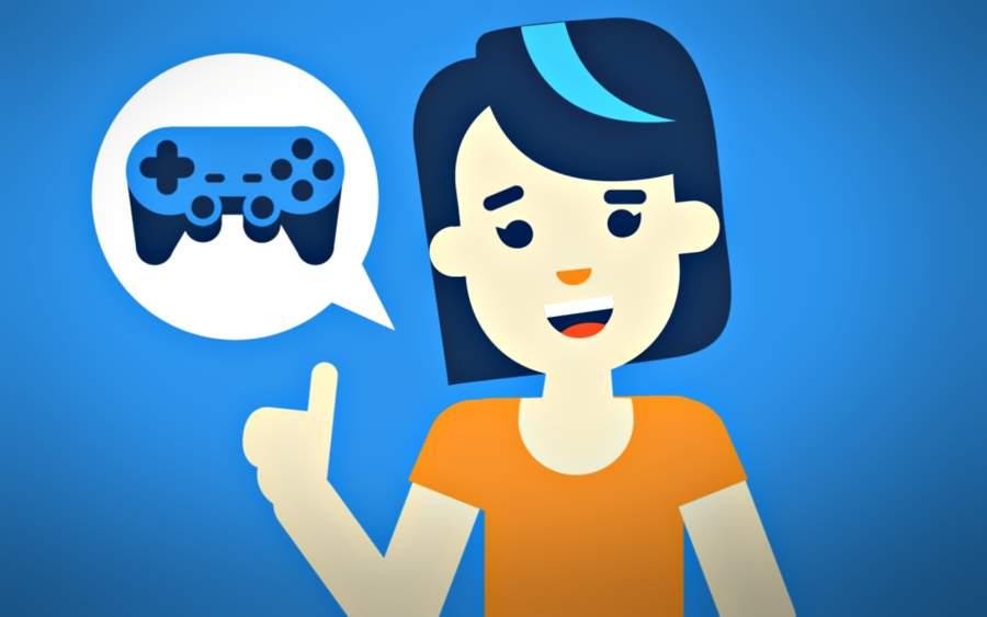 Um game fácil e bem divertido, as crianças podem se divertir também (Foto: reprodução)