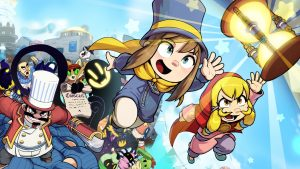 Game 3D cheio de aventura e charme A Hat In Time
