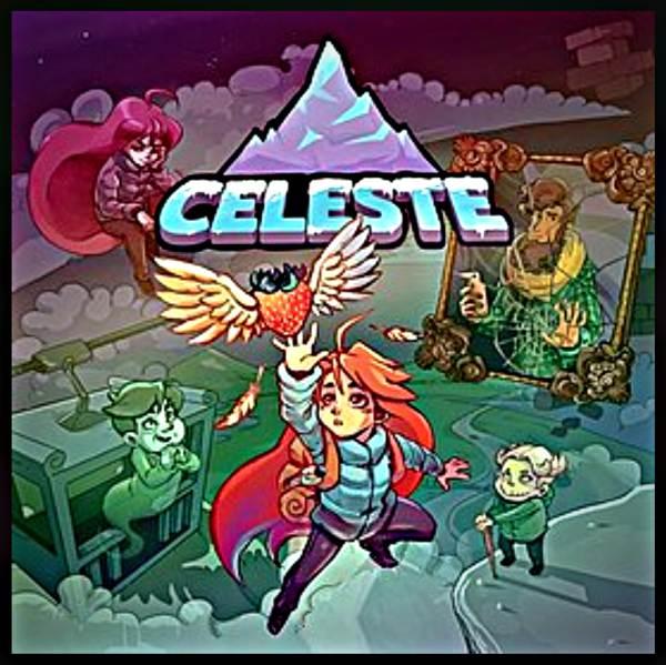 O jogo Celeste é eletrônico e canadense, criado por Matt Thorson e Noel Berry. (Foto reprodução)
