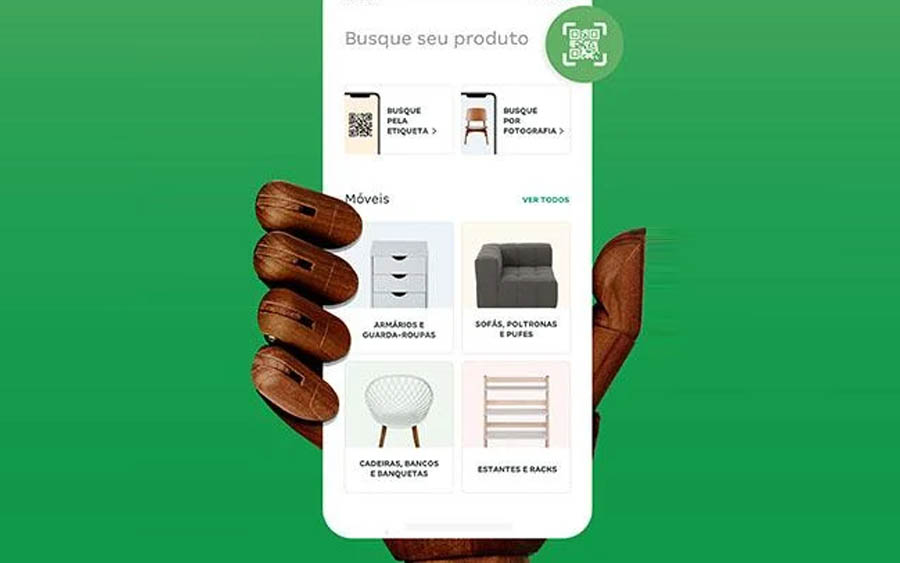 Tok&Stok lança novo aplicativo