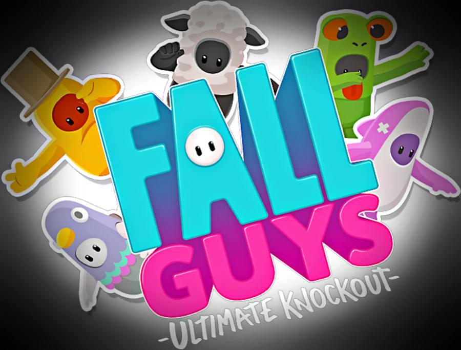 Aquele game desafiador: Fall Guys