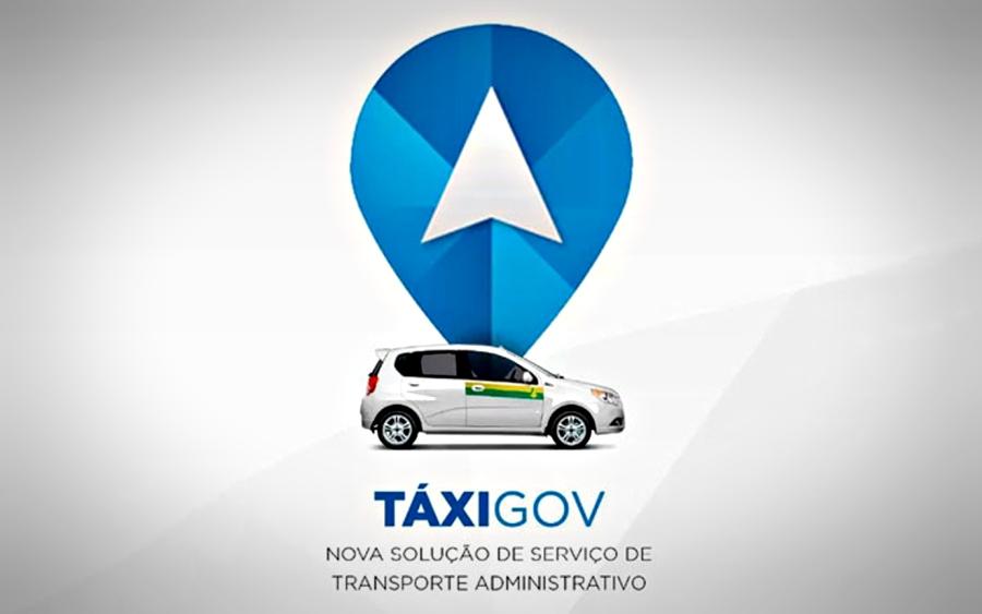 TáxiGov DF: mobilidade pública