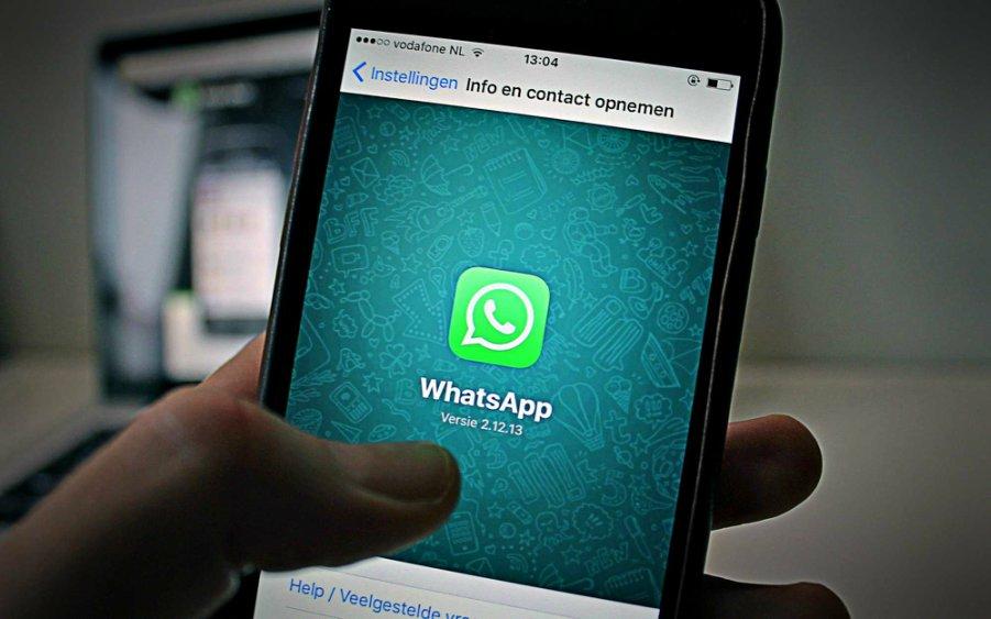 Como pesquisar conversas no WhatsApp