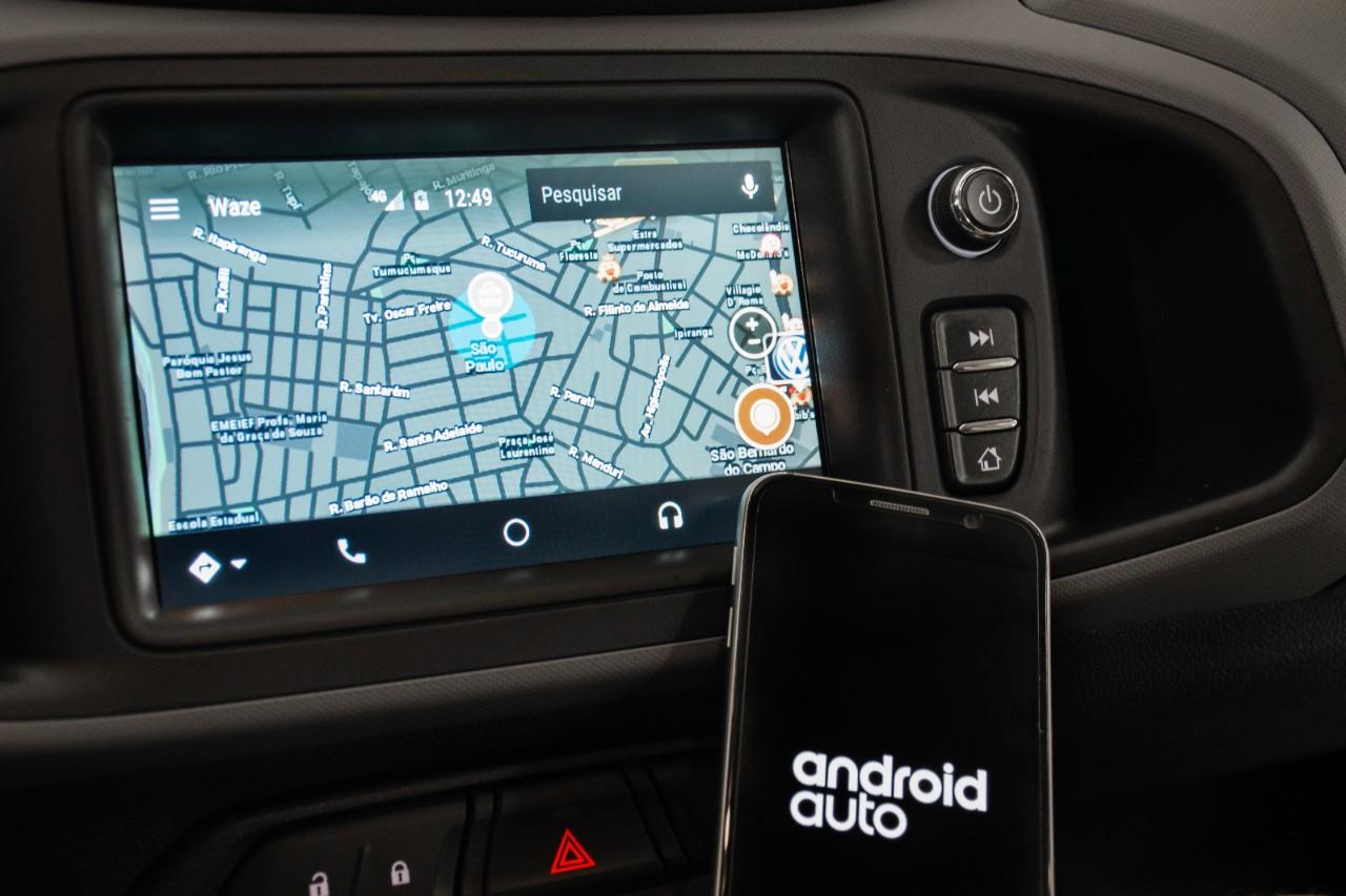 Chevrolet Onix LTZ com Android Auto