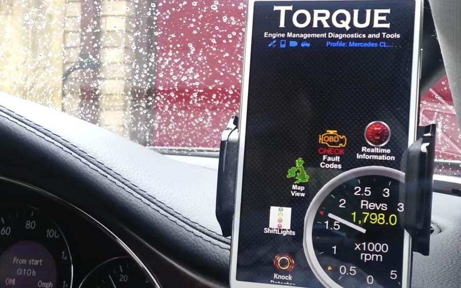 Conheça o app Torque Pro