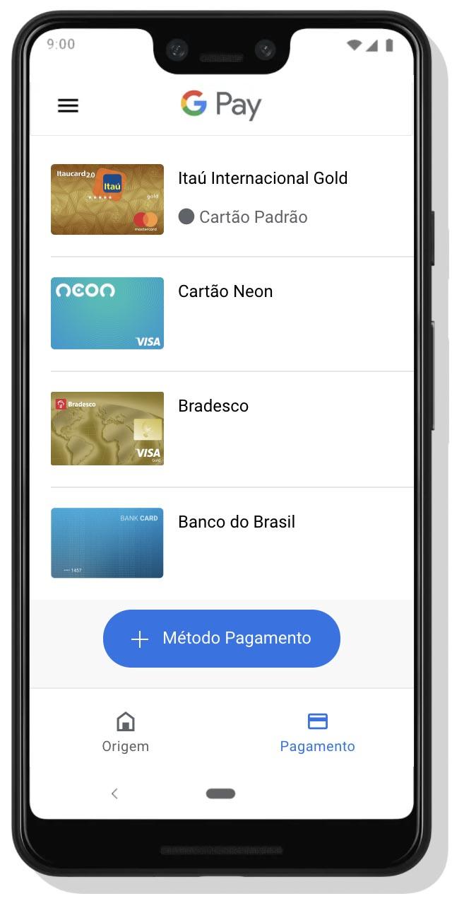 O Google Pay além de oferecer um sistema de pagamentos de modo prático, ele também conta com ferramentas extremamente importantes e eficazes de segurança aos dados, assim você consegue cadastrar o seu cartão sem a preocupação de sofrer algum golpe ou ter as informações vazadas.