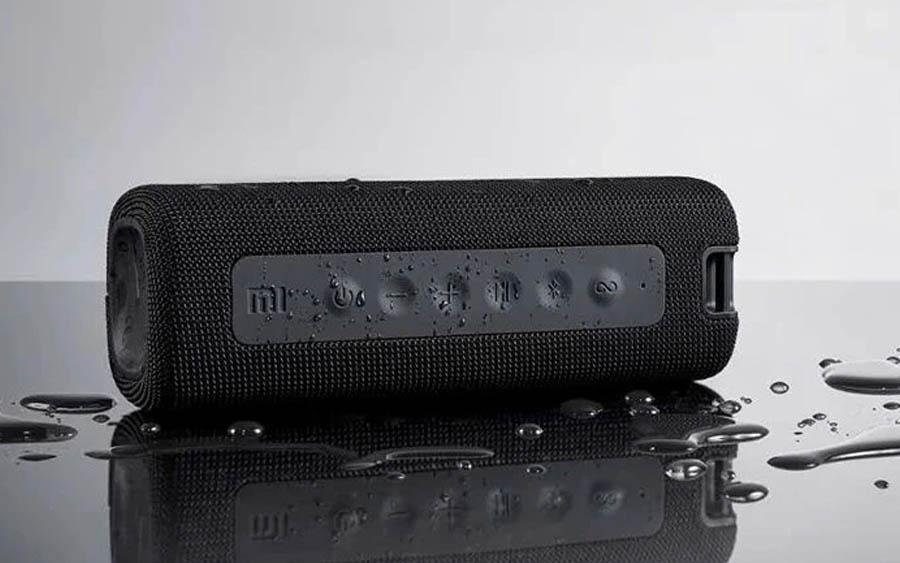 Xiaomi lança caixa de som portátil resistente à água
