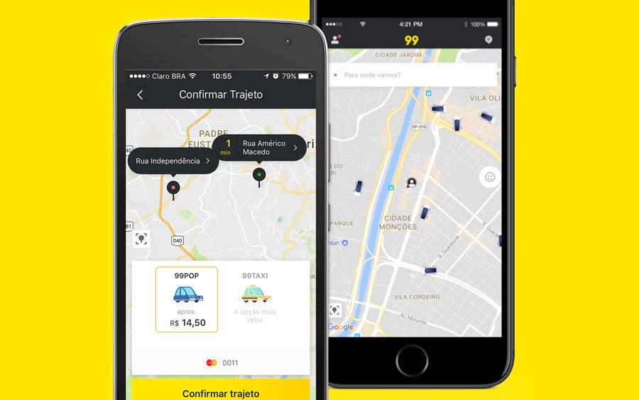 O app funciona de forma prática e fácil, baixando o mesmo em seu smartphone