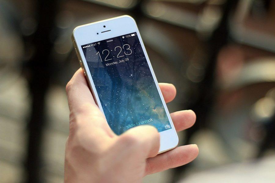 Atualmente todas as nossas informações estão sendo armazenadas no nosso smartphone