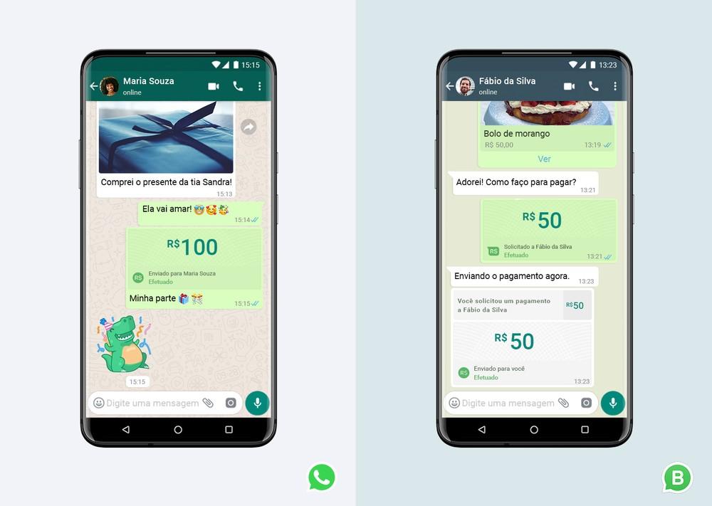 Agora você vai poder fazer pagamentos pelo WhatsApp