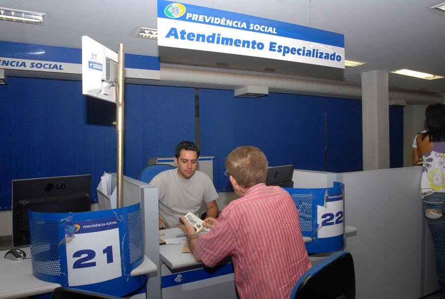 Sistema do Instituto Nacional do Seguro Social (Foto: Elza Fiúza/ABr)