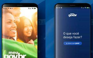 Como criar sua conta no portal gov.br pelo app no celular