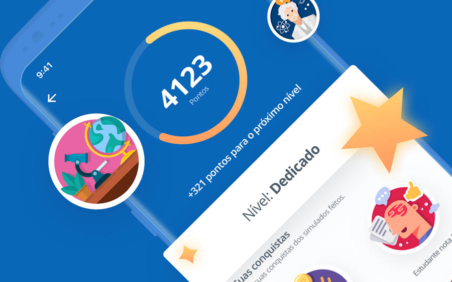 Com aplicativo Enem você tem acesso a datas e informações importantes