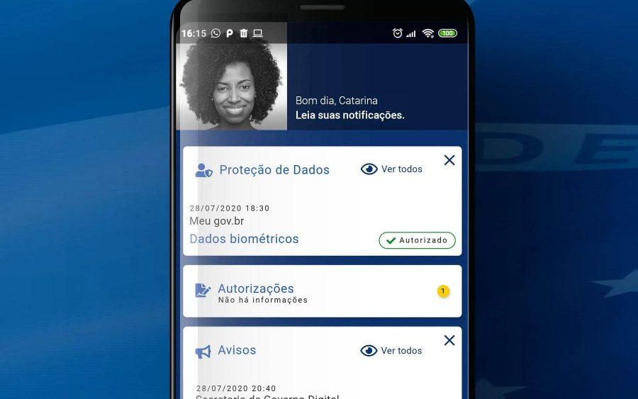 Você pode criar sua conta no portal gov.br por meio deste aplicativo. Essa conta é o seu login para solicitar serviços digitais do Governo Federal, como por exemplo: Meu INSS, CTPS Digital, ENEM, eCAC ou MEI.