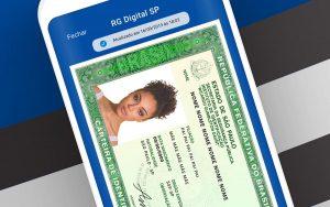 Conheça o RG Digital online que você pode baixar no celular